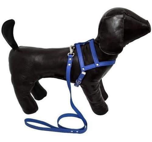 Peitoral e Guia Reforçado para Cães - Nº0 - São Pet