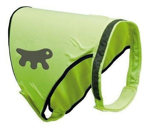 Roupa de Nylon Reflex Jacket Refletiva para Cães - G - Ferplast