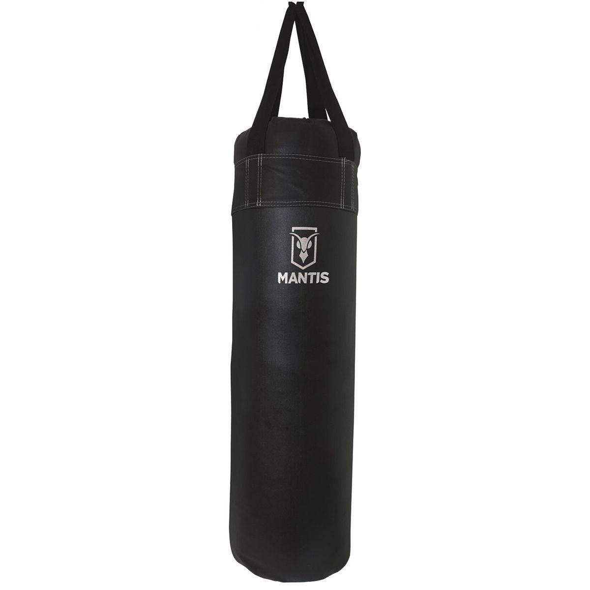 Saco de Pancadas Boxe Semi Profissional 90cm Com Enchimento Polimet