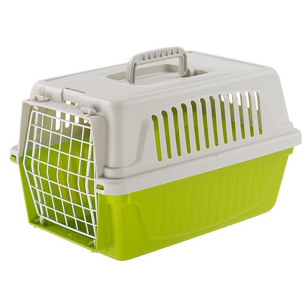 Caixa de Transporte Atlas 5 para Cães, Gatos e Roedores - Ferplast