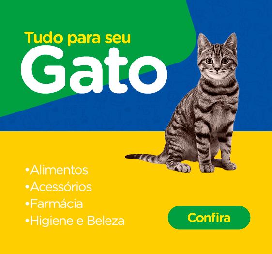 tudo para seu gato
