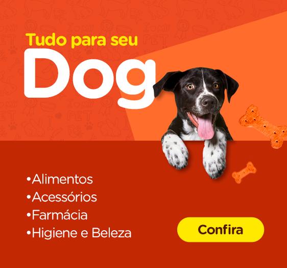tudo para seu cachorro