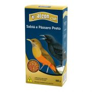 Alcon Club Sabiá E Pássaro Preto 500g