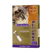 Antipulgas  Advocate  Para Gatos De 4 A 8 Kg - Trata Sarna