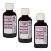 Creolina Pearson 50 ml kit com 3 unidades