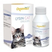 Lysin Cat Emulgel 100ml - Organnact