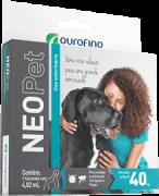 Neopet Carrapatos E Pulgas Cães acima de 40 kg