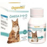 Ômega 3+6+d Cat 30ml - Organnact
