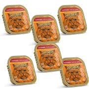 Pate Special Cat carne castrado Alimento Completo 6 Unidades