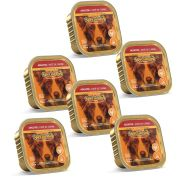 Pate Special Dog Carne Adulto Alimento Completo 6 Unidades