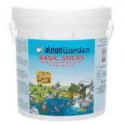 Ração Alcon Garden Basic Sticks 400g Carpas De Lagos
