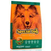 Ração Special Dog Vegetais Adultos 15 Kg