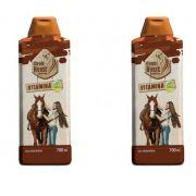 Shampoo Para Cavalo Good Horse 700ml Com Vitamina A combo 2 unidades