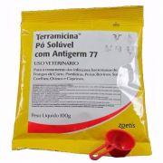Terramicina Pó Solúvel Com Antigerm 100g