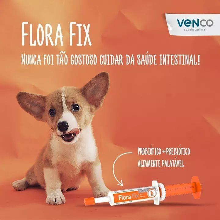 Probiótico e prebiotico Para Cães E Gatos Venco 15g 2 unidades