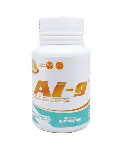 Ai-g 1000 Suplemento Vitamínico Para Cães 30 Comprimidos