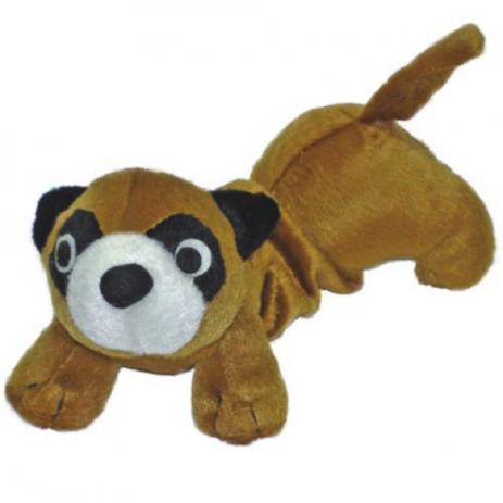 Brinquedo Cães Pelúcia Cachorro Luxo Com Apito - Chalesco