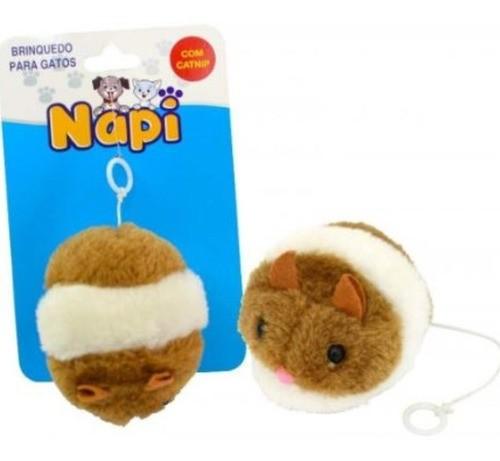 Brinquedo para gato com cat nip