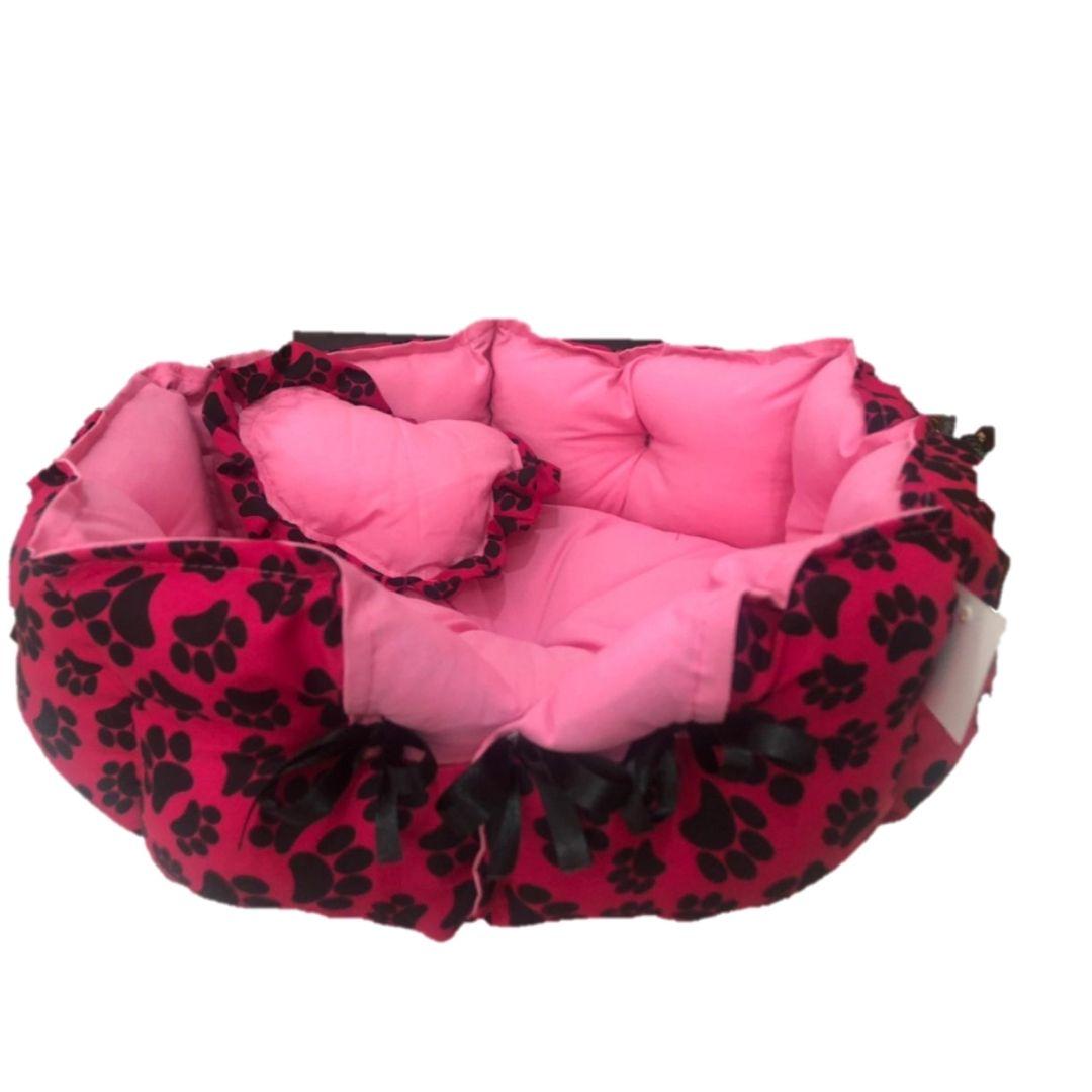 cama grecia luxo para cão media