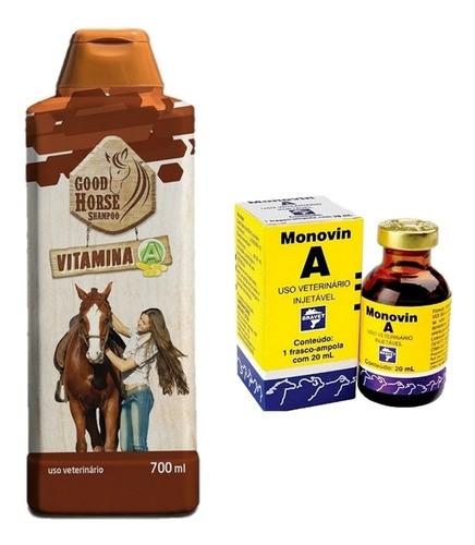 CÓPIA - Shampoo Good Horse mais monovin A full
