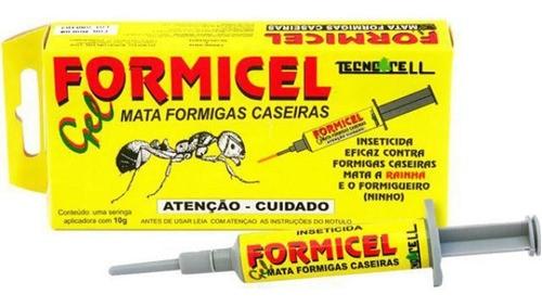 formicida gel, gel anti  formigas kit com 2 unidades