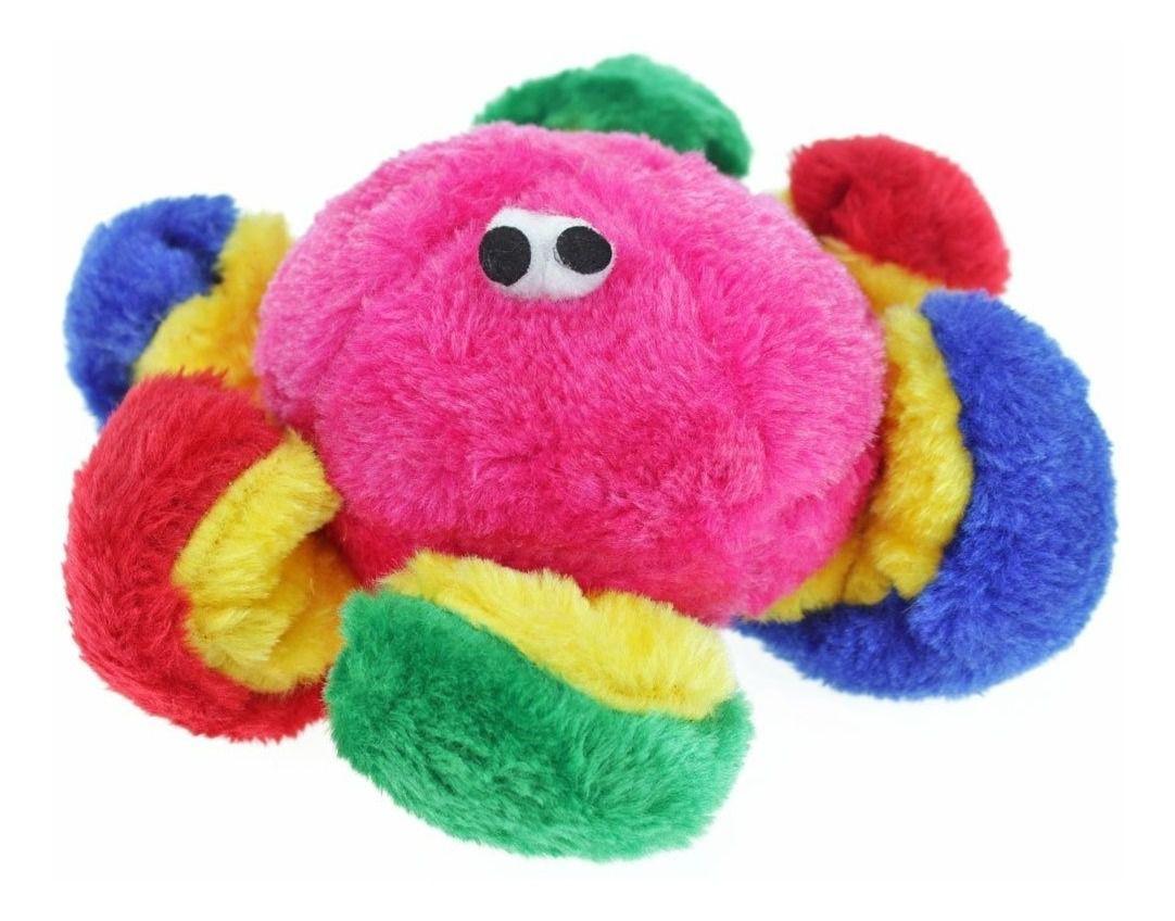 Octopus Polvo Brinquedo Pelúcia Para Cães - Chalesco