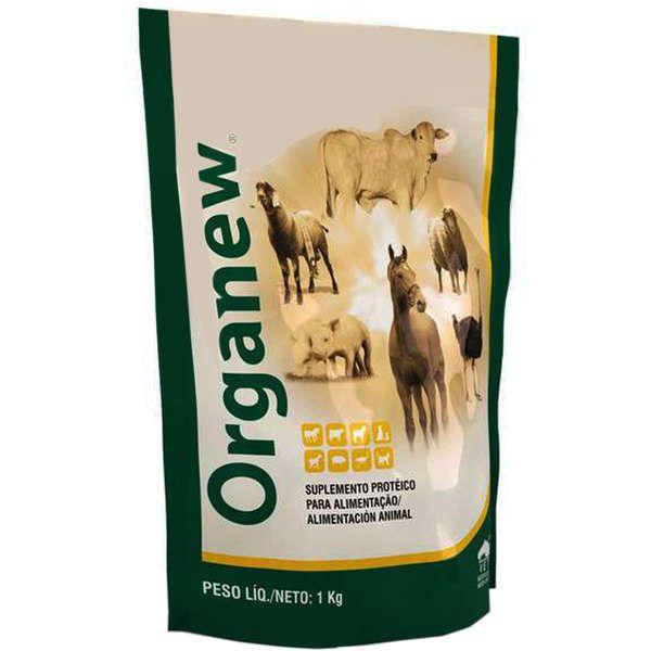 Organew Probiótico + Prebiótico Vetnil - 1kg Suplemento