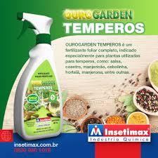 ouro garden Calda De Fumo Líquido Para Controle De Pragas 500 ml insetimax