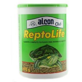 Ração Alcon Club Reptolife 270g Para Tartaruga