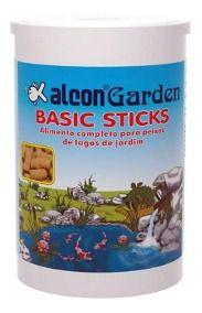 Ração Alcon Garden Basic Sticks Pote 100g Peixes De Lago 100 gramas