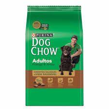 Ração Dog Chow Adulto Raças media de grande Frango E Arroz 15kg