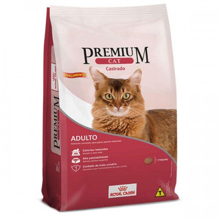 Ração Royal Canin Castrados Premium Cat gato adulto 10kg