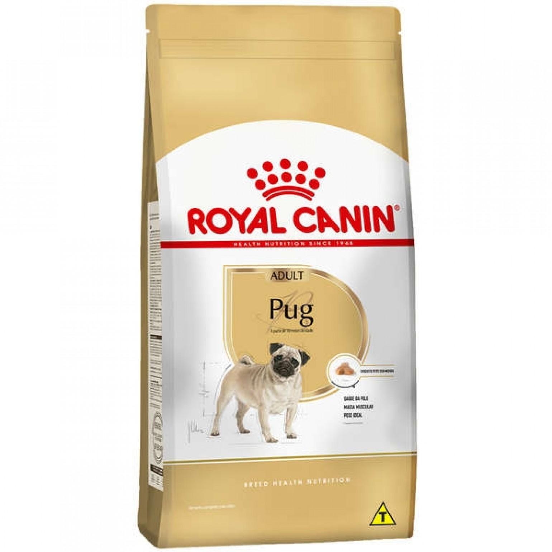 Royal Canin Ração Para Cães adulto Pug  2,5kg
