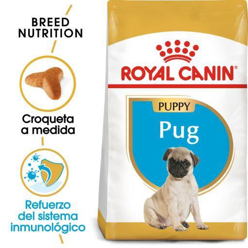 Royal Canin Ração Para Cães Filhotes Pug Puppy 2,5kg