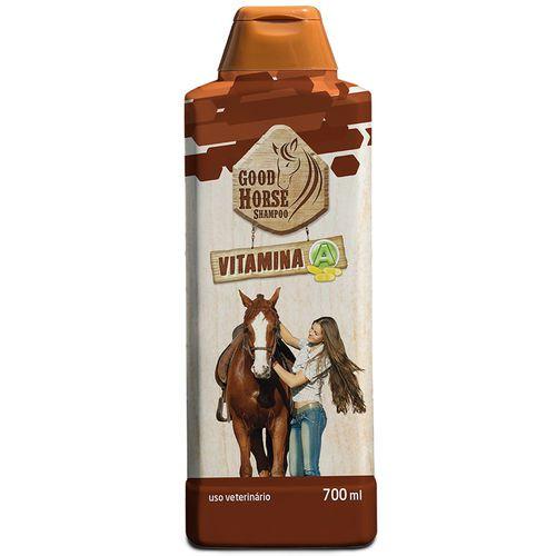Shampoo Good Horse Cavalo  Com Vitamina  A 5 Unidades