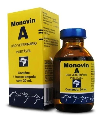 Shampoo Good Horse mais monovin A