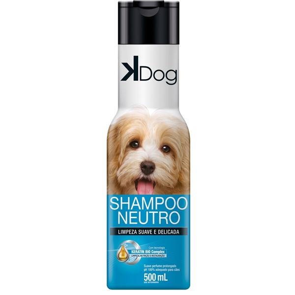 Shampoo K Dog  neutro + Condicionador KDog