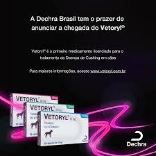 Vetoryl 60mg Dechra C/30 Comprimidos