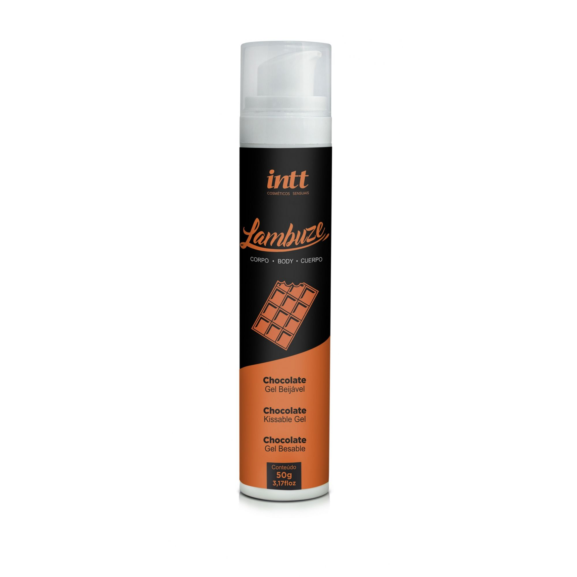 GEL PARA SEXO ORAL LAMBUZE CHOCOLATE