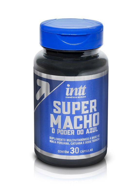 SUPER MACHO - CÁPSULAS