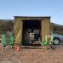 Sala Anexo para Toldo Lateral Retrátil Verde | <b>Verifique Disponibilidade</b>