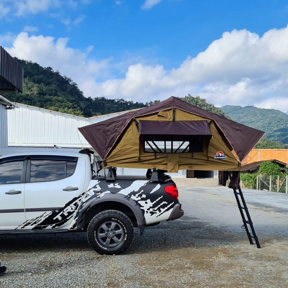 Barraca de Teto Adventure Tradicional 1,4M (3 Pessoas)  <b> Despacho Estimado 22/11 </b>