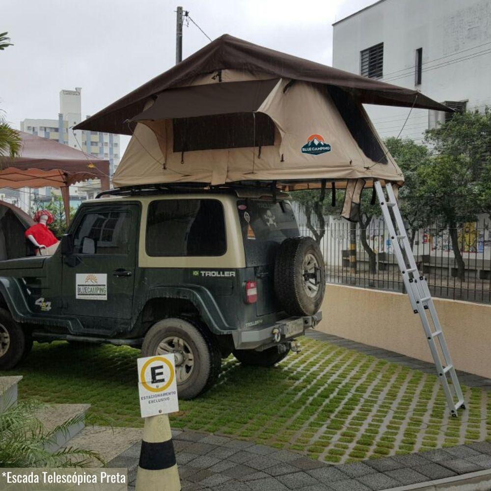 Barraca de Teto Adventure Tradicional 1,2M (2 Pessoas)  | DESPACHO 20/04