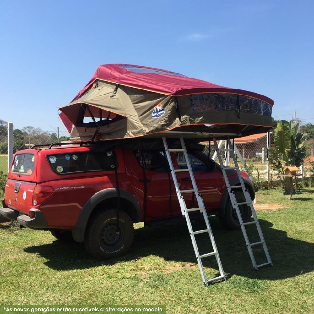 Barraca de Teto Expedition DELUXE 2,0M (5 Pessoas) | <b>Despacho Estimado 10/09</b>