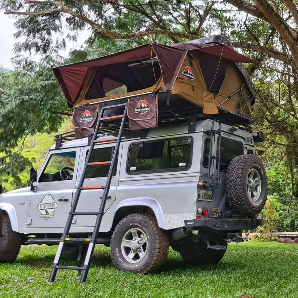 Barraca de Teto Super Camper Hard Top | Despacho 20/05