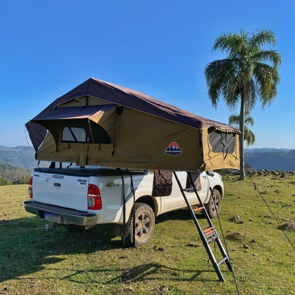 Barracas de Teto Expedition Tradicional 1,4M (3 Pessoas) | <b>Despacho Estimado 29/11 </b>