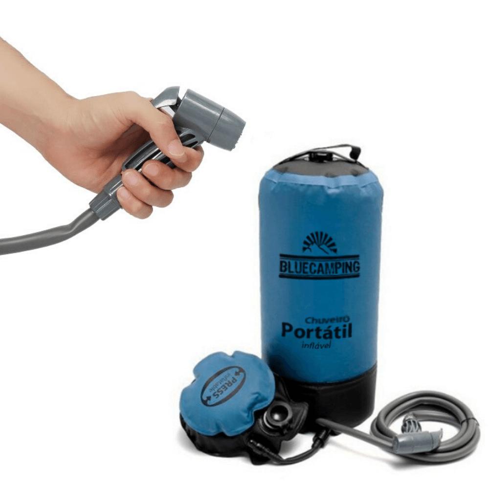 Chuveiro Portátil com Pressão 11L