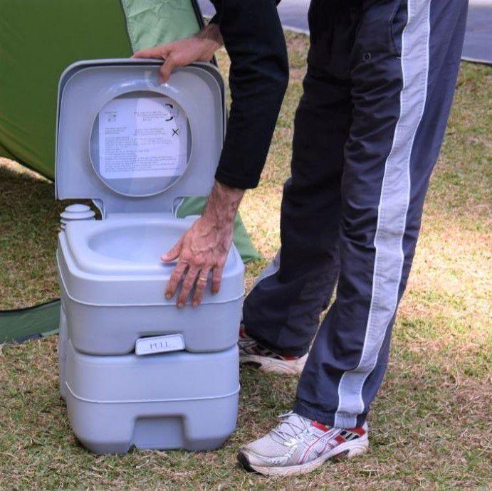 Sanitário/Privada Portátil Porta Potti - 20L