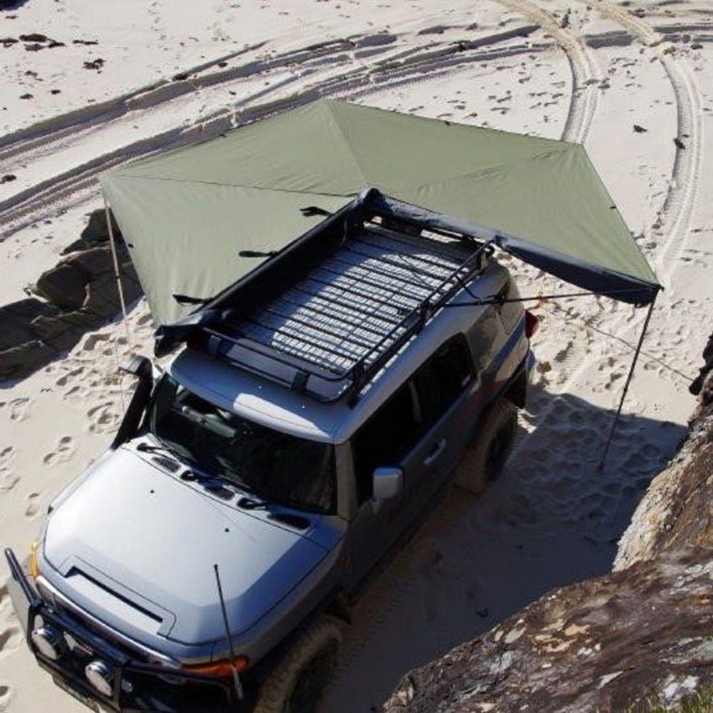 Toldo Para Carro Asa de Morcego 2,35M