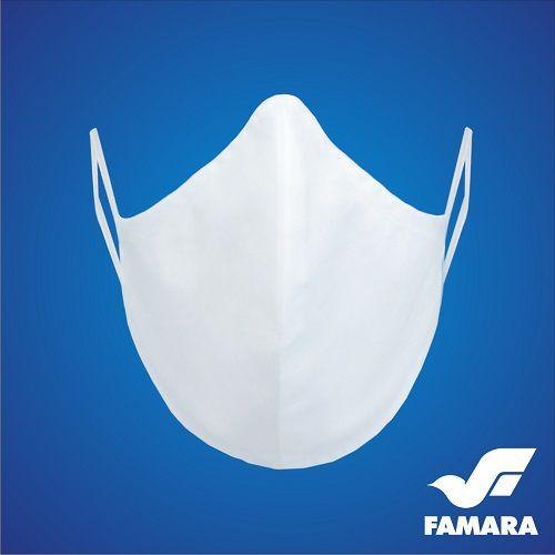 Máscara Reutilizável - Embalagem com 2 unidades